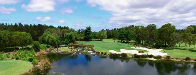 Lakelands Golf Club