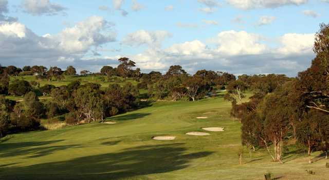 View from Wirrina Cove 16th Hole