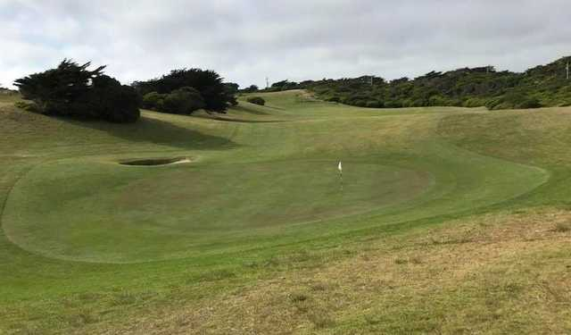 View from King Island Golf Club