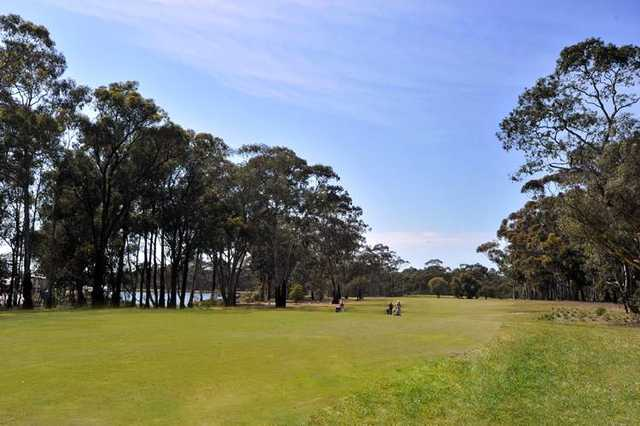 View from Neangar Park Golf Club
