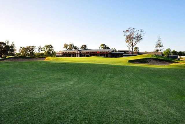 Ballarat's clubhouse