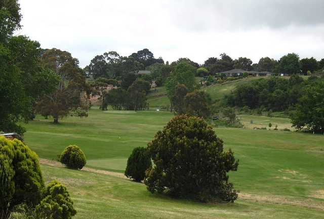 View from Ballan GC