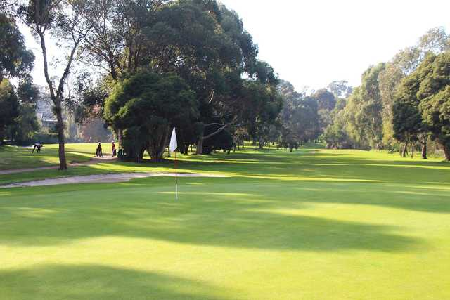 View from Oakleigh Golf Course