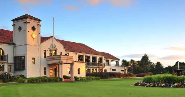 Yarra Yarra: the clubhouse