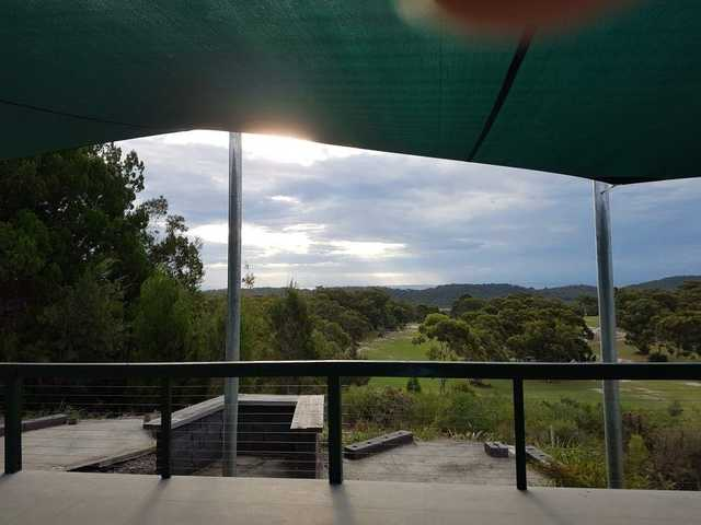 View from North Stradbroke Island Golf Club
