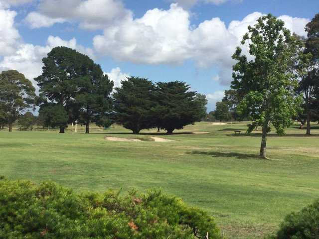 View from Sale Golf Club
