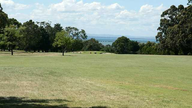 View from Cerberus GC