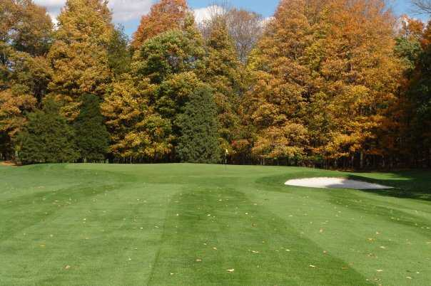 A view from Lakeview/Clubview Course at Farmstead Golf & Country Club