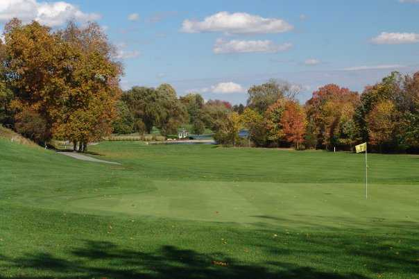 A view from Valleyview/Lakeview Course at Farmstead Golf & Country Club