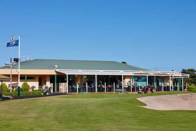 Kooringal's clubhouse