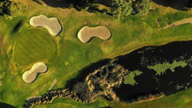 Kooringal Golf Club: 5th green