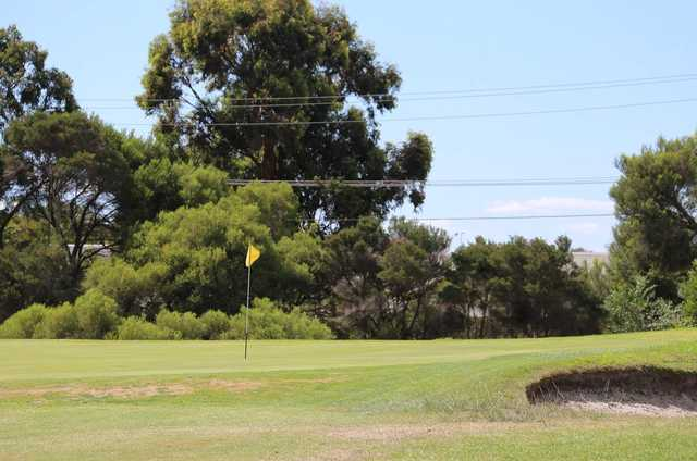 View from Spring Park Golf Course