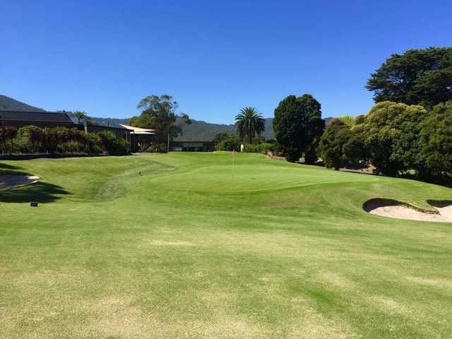 View from Eastwood Golf Club