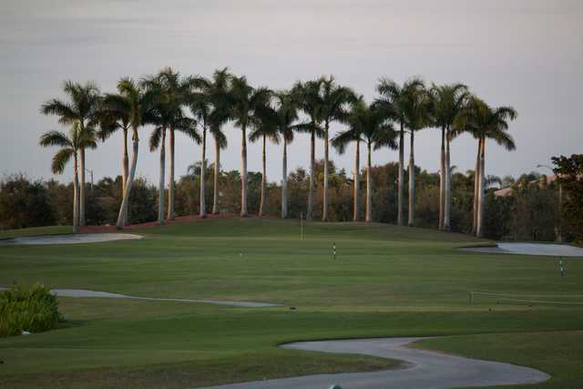 A view from Westchester Golf & Country Club
