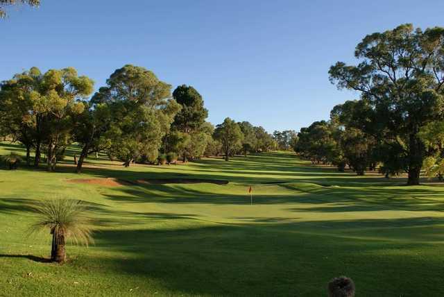 View from Kwinana Golf Club