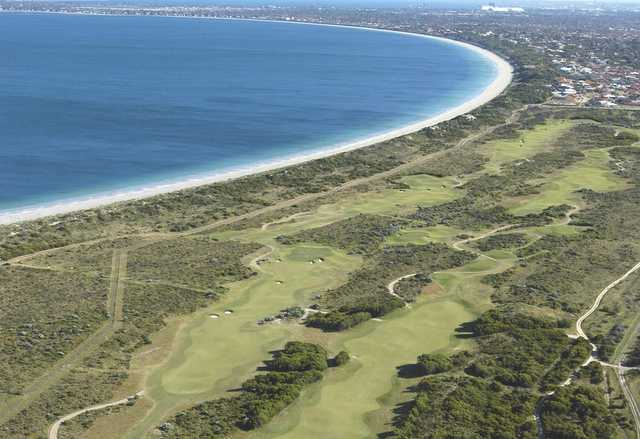 The Links Kennedy Bay aerial
