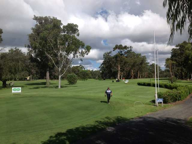 View from Busselton Golf Club