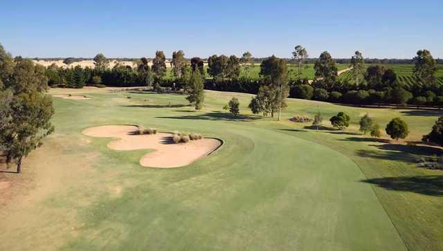 Tocumwal Golf View