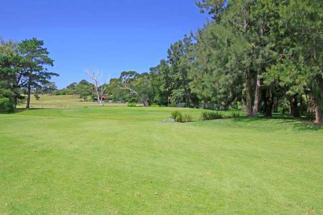 View from Jamberoo Golf Club