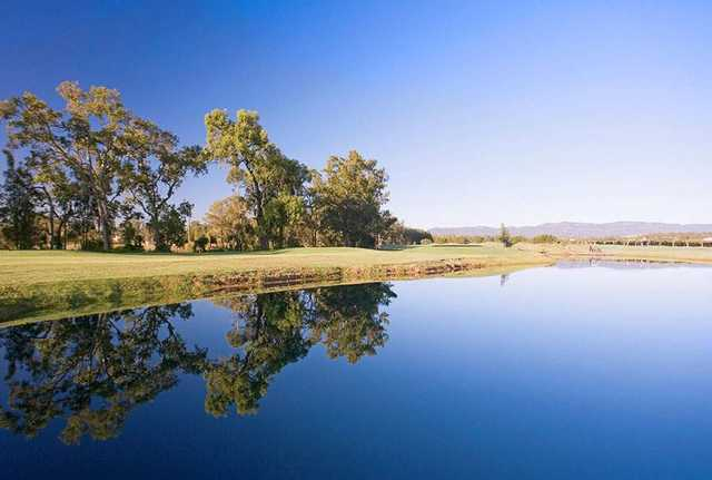 View from Hunter Valley Golf