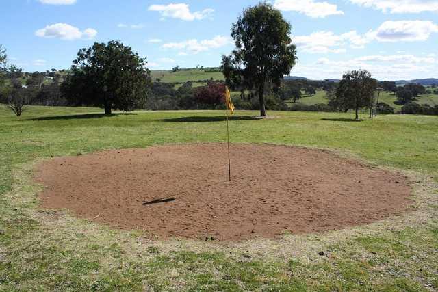 View from Bigga Golf Club