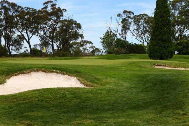 Leura Golf Club 3rd hole