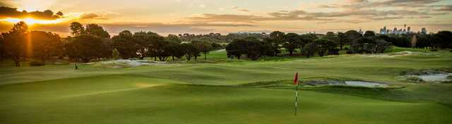 View from Bonnie Doon Golf Club