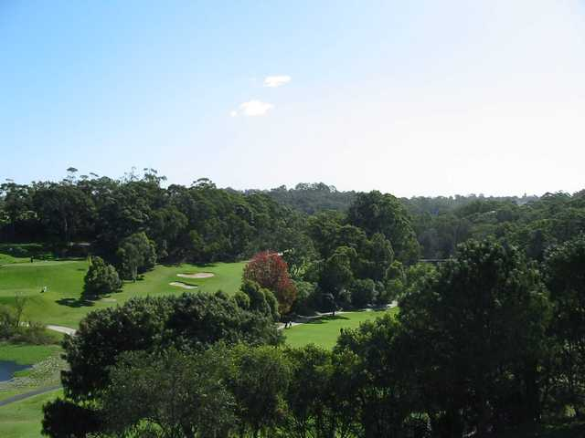 View from Chatswood