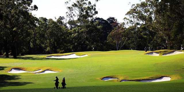 Concord's 18th hole