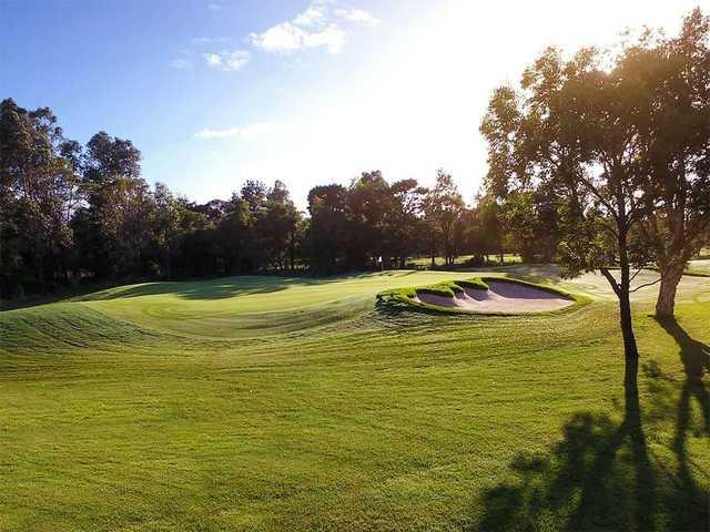 View from Strathfield Golf Club