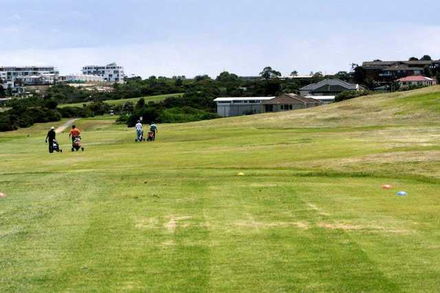 View from Randwick Golf Club