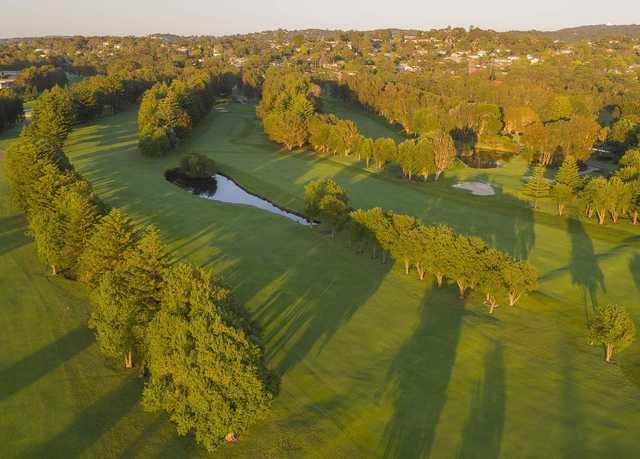 Mona Vale Golf Club: #11 & #1