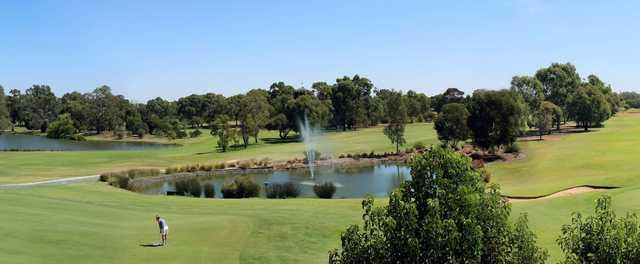 Rich River West Course: #10