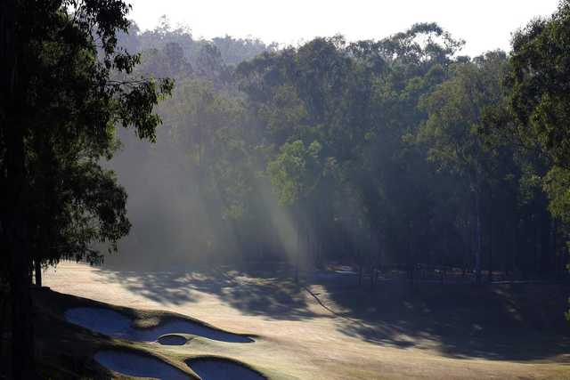 Brookwater's 4th hole