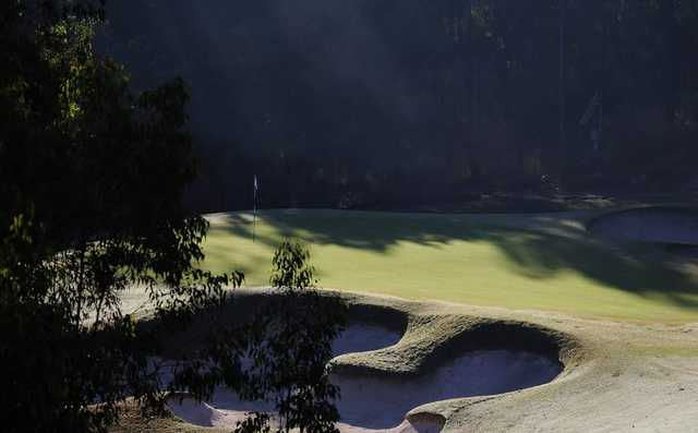 Brookwater's 5th green