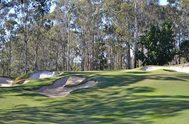 View from Brookwater Golf Club