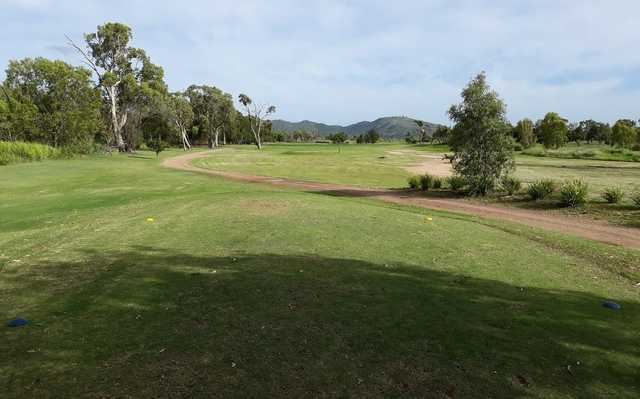 View from Rowes Bay Golf Club