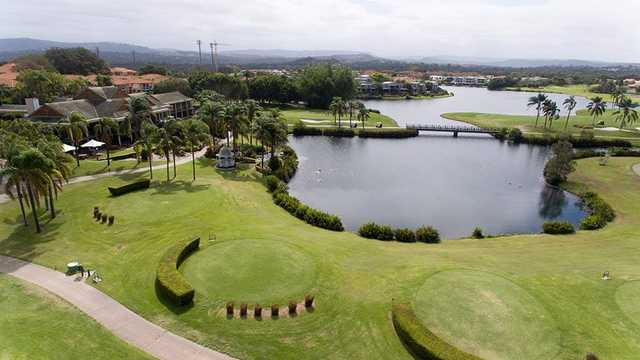 Tees on Palm Meadows's 10th