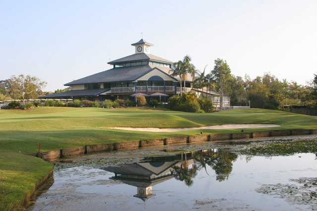 Palmer Gold Coast's clubhouse