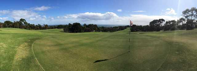 Marion Park Golf Club pano