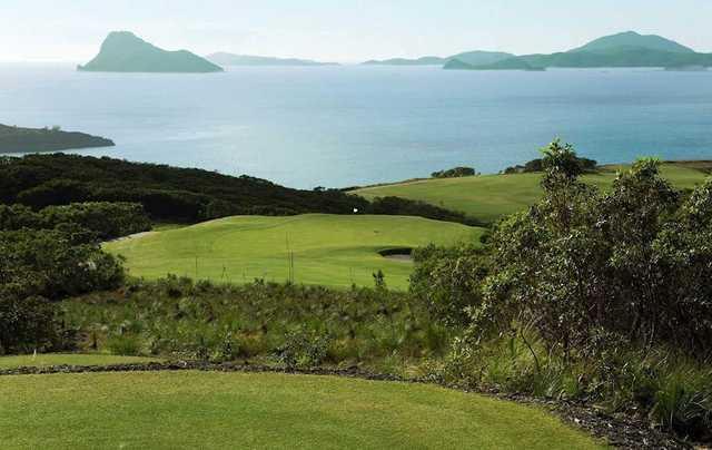 Hamilton Island Golf Club Hole 14