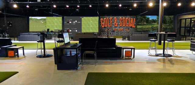 Golf & Social