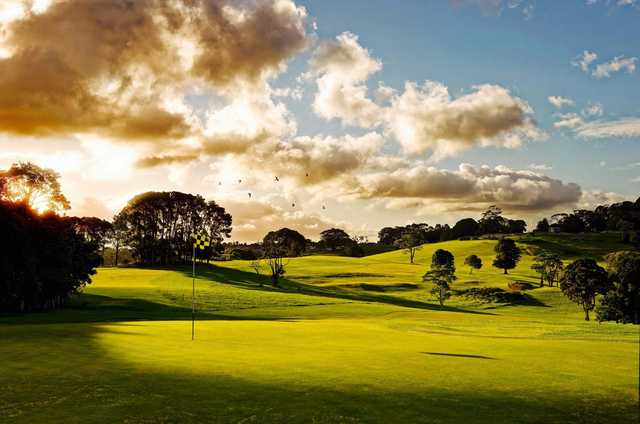 View from Maleny Golf Club