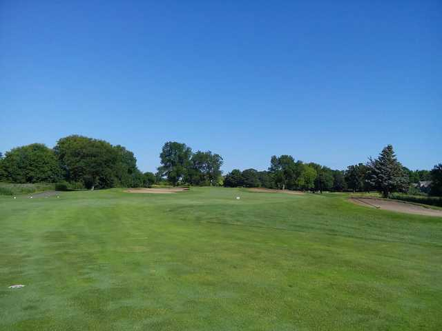 A view from fairway #7 at Signature Golf Course from Majestic Oaks Golf Club.