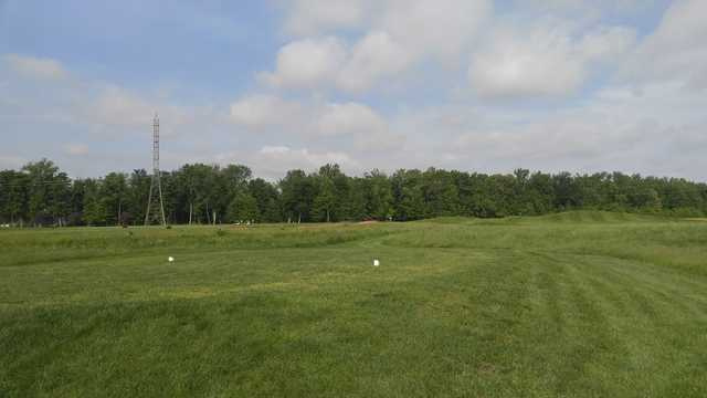 A view of a tee at Spring Hills Golf Course (Jeremy Bowen).