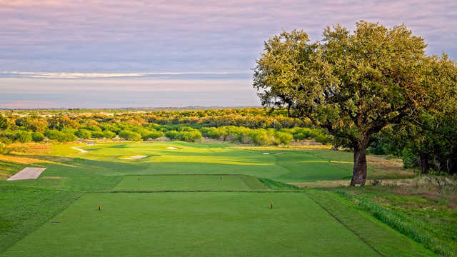 A view from tee #7 at Kissing Tree Golf Club.