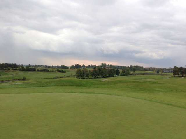 A view from The Quarry Golf Club.