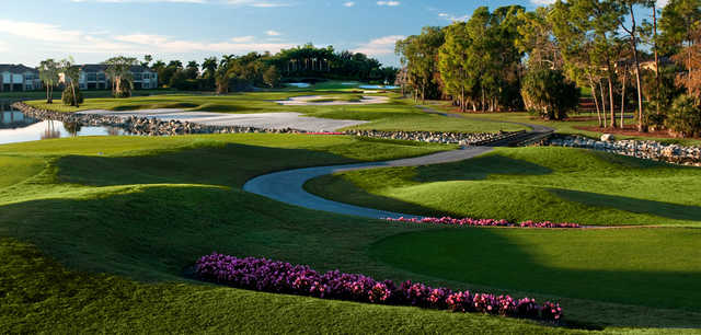 A view from The Classics Country Club.