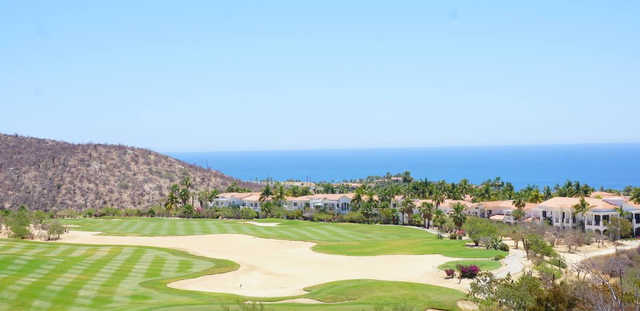 A sunny day view from One&Only Palmilla Golf Club.