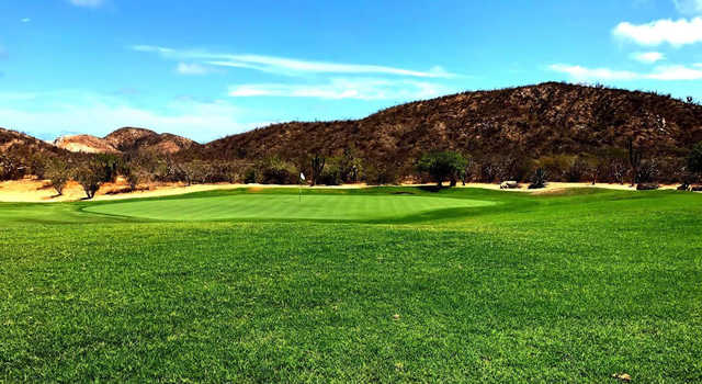 A view of a green at One&Only Palmilla Golf Club.